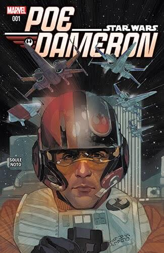 Poe Dameron 01: Black Squadron, Part I