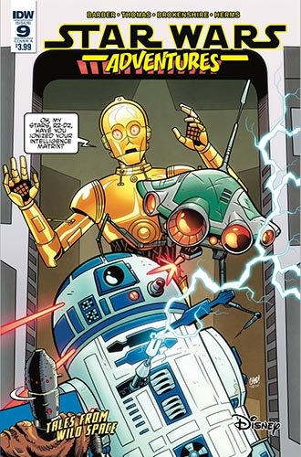 Star Wars Adventures (2017) #09
