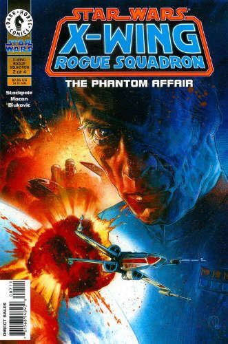 X-Wing Rogue Squadron #06: The Phantom Affair, Part 2