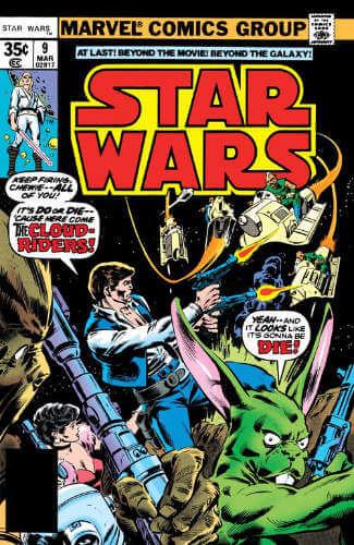 Star Wars (1977) #09: Showdown on a Wasteland World!