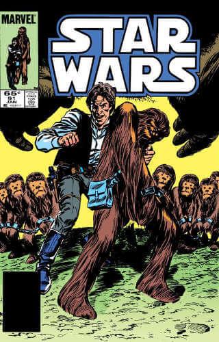 Star Wars (1977) #91: Wookiee World