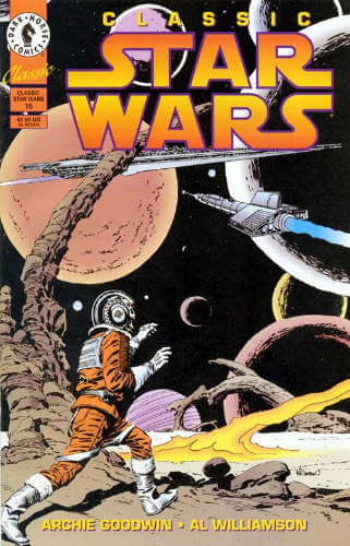 Classic Star Wars #15: Race For Survival