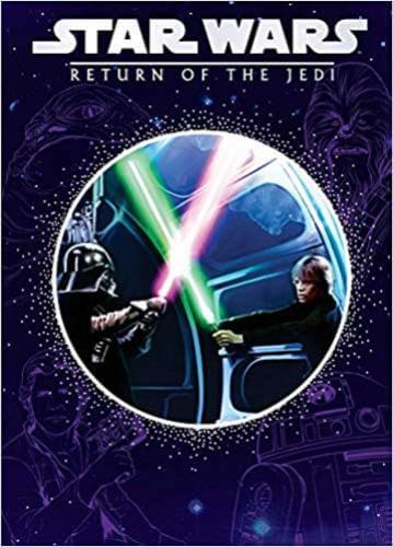 Return of the Jedi (Disney Die-Cut Classics)