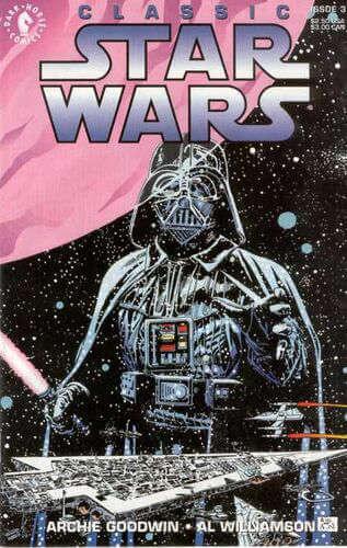 Classic Star Wars #03: Darth Vader Strikes (pt.2)