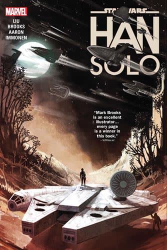Han Solo Hardcover Omnibus