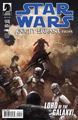 Knight Errant: Escape #4