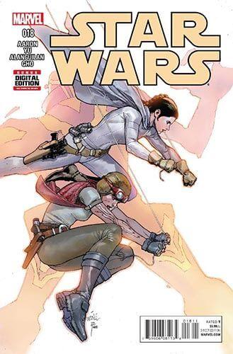Star Wars (2015) #18: Rebel Jail, Part III