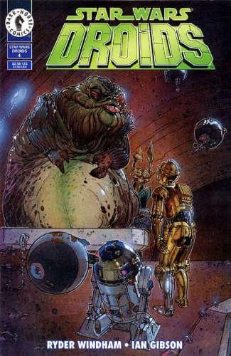 Star Wars Droids: Rebellion #4