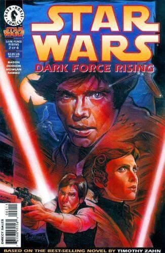 Dark Force Rising #2