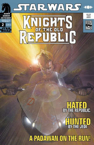 Knights of the Old Republic #02: Commencement, Part 2