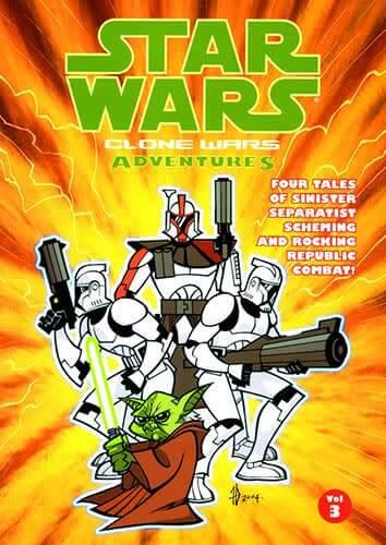 Clone Wars Adventures Volume 3