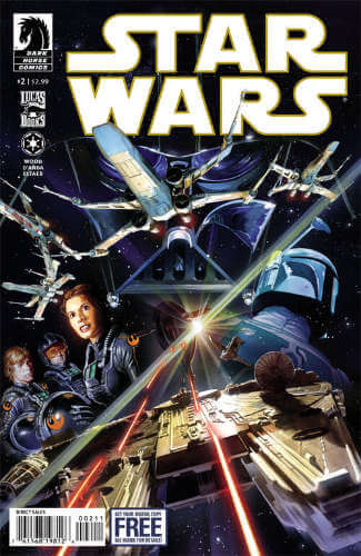 Star Wars (2013) #02: In the Shadow of Yavin, Part Two