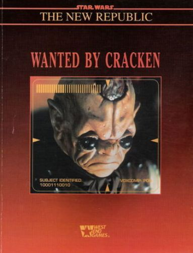 Wanted by Cracken