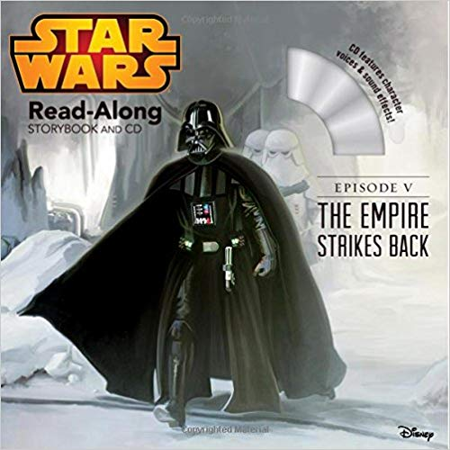 Episode V: The Empire Strikes Back Read-Along Storybook
