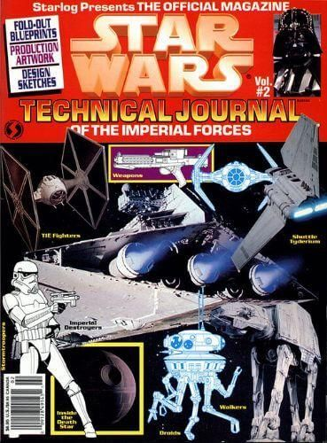 Star Wars Technical Journal (Volume Two) of the Imperial Forces