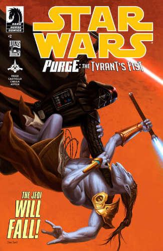 Purge: The Tyrant's Fist, Part 2