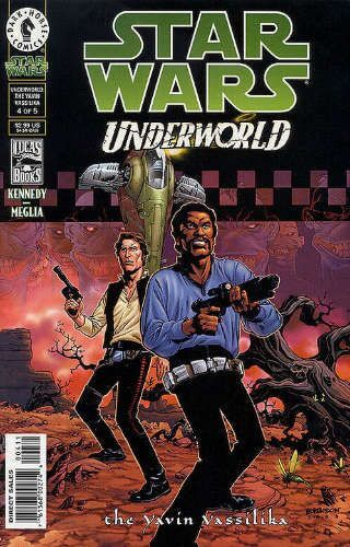 Underworld: The Yavin Vassilika #4