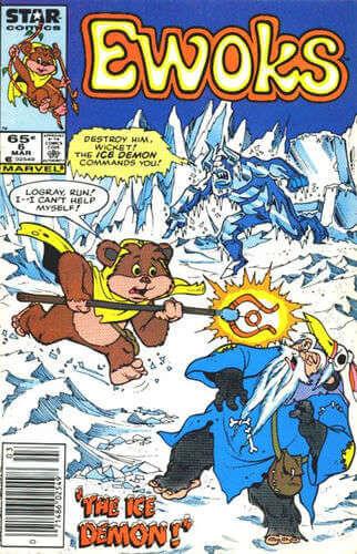 Ewoks #06: The Ice Demon
