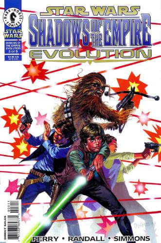 Shadows of the Empire: Evolution #3
