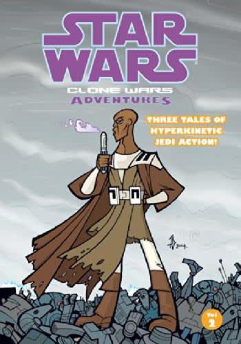 Clone Wars Adventures Volume 2