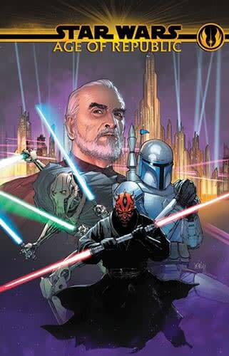 Age Of Republic: Villains (Trade Paperback)