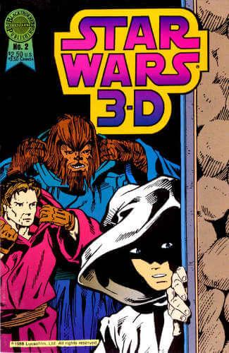 Star Wars 3-D #2: Havoc on Hoth