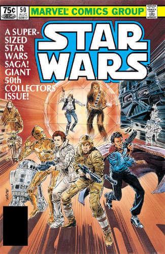 Star Wars (1977) #50: The Crimson Forever
