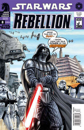 Rebellion #08: The Ahakista Gambit, Part 3