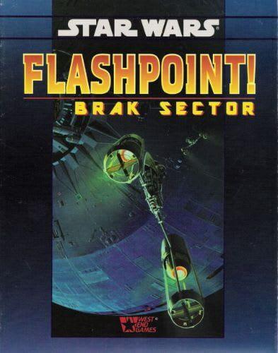 Flashpoint! Brak Sector