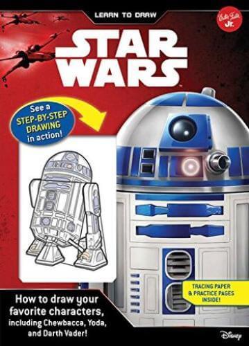 Learn to Draw Star Wars (spiral-bound)