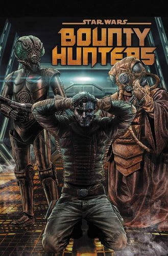 Bounty Hunters Vol. 2 (Trade Paperback)