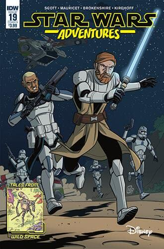 Star Wars Adventures (2017) #19