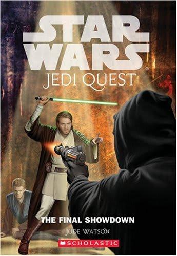 Jedi Quest #10: The Final Showdown