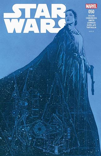 Star Wars (2015) #50: Hope Dies Part I