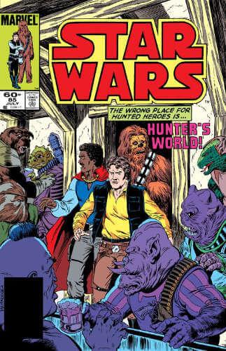 Star Wars (1977) #85: The Hero