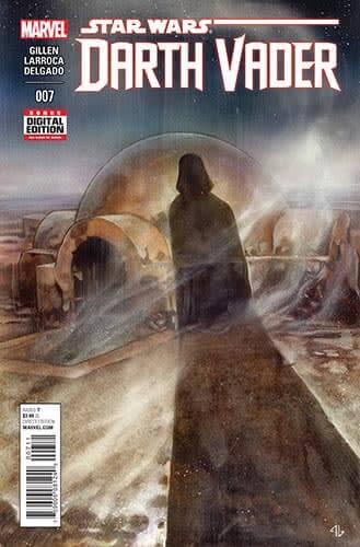Darth Vader (2015) #07: Shadows and Secrets, Part I