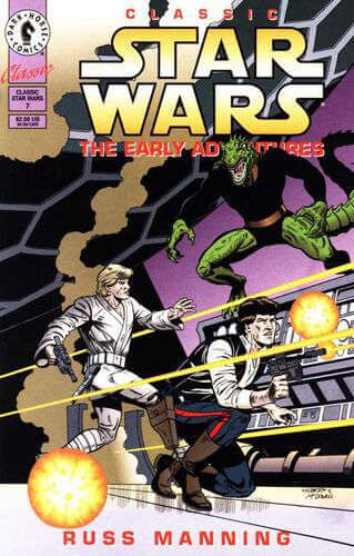 Classic Star Wars: The Early Adventures #7
