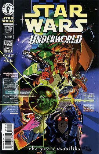 Underworld: The Yavin Vassilika #5