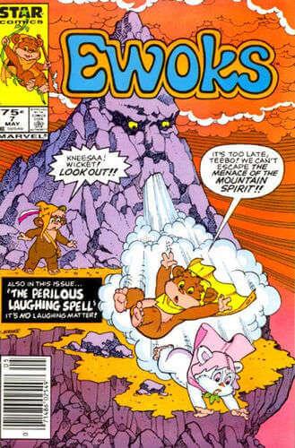 Ewoks #07: The Perilous Laughing Spell