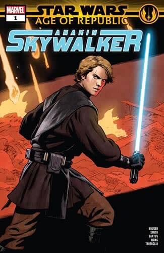 Age Of Republic: Anakin Skywalker