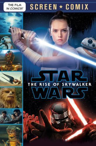 The Rise of Skywalker: Screen Comix Graphic Novel