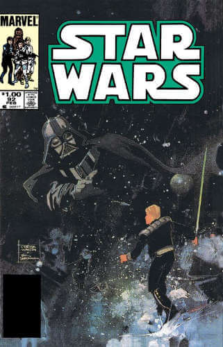 Star Wars (1977) #92: The Dream