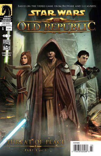 The Old Republic #1: Threat of Peace, Part 1