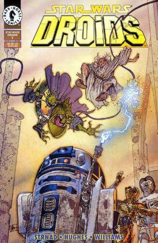 Star Wars Droids: Season of Revolt #3