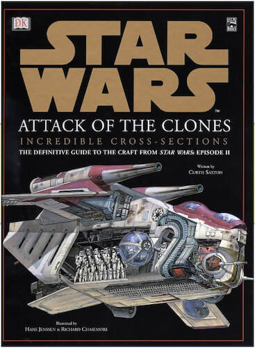 Star Wars Incredible Cross-Sections: Episode II