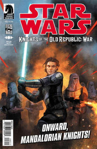 Knights of the Old Republic: War #2