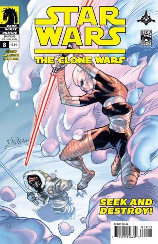 The Clone Wars #08: In Service of the Republic, Part 2