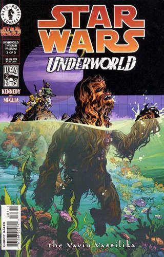 Underworld: The Yavin Vassilika #3