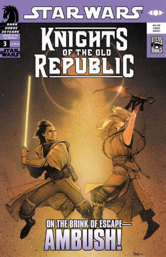 Knights of the Old Republic #03: Commencement, Part 3