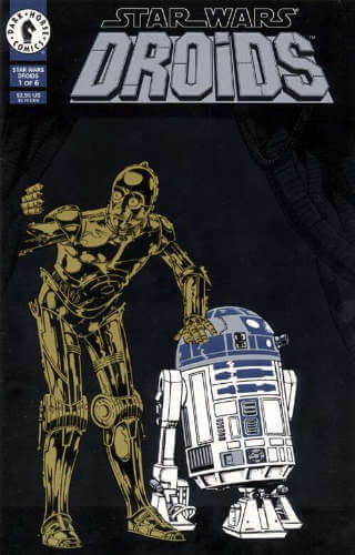 Star Wars Droids: The Kalarba Adventures #1